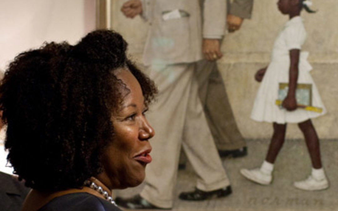 CNN: 60 years ago, 6-year-old Ruby Bridges walked to school and showed how even first graders can be trailblazers